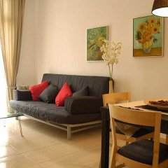 Отель Las Ramblas Apartments I Испания, Барселона - отзывы, цены и фото номеров - забронировать отель Las Ramblas Apartments I онлайн комната для гостей фото 5