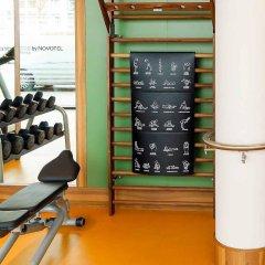 Отель Novotel Muenchen Messe фитнесс-зал фото 2