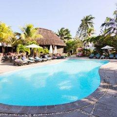 Отель Emeraude Beach Attitude бассейн фото 3
