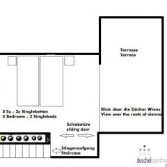 Апартаменты Duschel Apartments Вена городской автобус