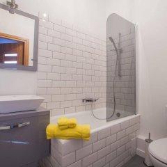 Отель Ego Center Apartments Польша, Варшава - отзывы, цены и фото номеров - забронировать отель Ego Center Apartments онлайн ванная
