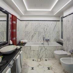 Отель Ortea Palace Luxury Hotel Италия, Сиракуза - отзывы, цены и фото номеров - забронировать отель Ortea Palace Luxury Hotel онлайн ванная фото 2