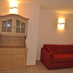Отель Casa Vacanza La Rocca Киеза-ин-Вальмаленко удобства в номере