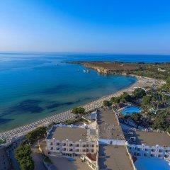 Отель Fontane Bianche Beach Club Фонтане-Бьянке пляж