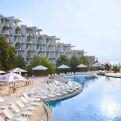 Отель Laguna Beach Болгария, Албена - отзывы, цены и фото номеров - забронировать отель Laguna Beach онлайн бассейн