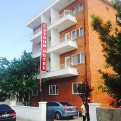 Aygun Hotel Аванос парковка