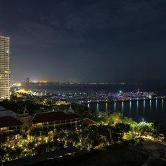 Отель White Sand Beach Residences Pattaya балкон