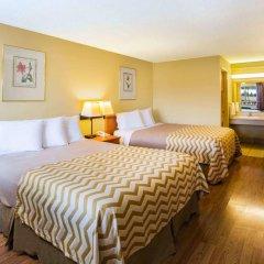 Отель Travelodge by Wyndham Tacoma Near McChord AFB США, Такома - отзывы, цены и фото номеров - забронировать отель Travelodge by Wyndham Tacoma Near McChord AFB онлайн комната для гостей