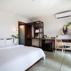 Отель Tamarina Bed & Bistro Таиланд, Самуи - отзывы, цены и фото номеров - забронировать отель Tamarina Bed & Bistro онлайн комната для гостей фото 4