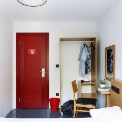 Hush Hostel Moda Стамбул комната для гостей фото 4