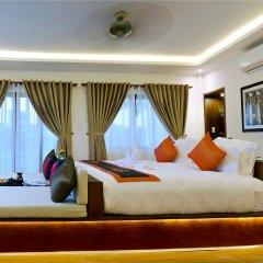 Azumi Villa Hotel комната для гостей фото 3