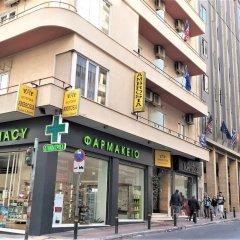 Отель Ambrosia Suites & Aparts Греция, Афины - 2 отзыва об отеле, цены и фото номеров - забронировать отель Ambrosia Suites & Aparts онлайн вид на фасад