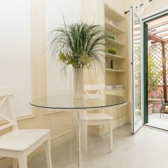 Отель Rental in Rome Augustus Terrace Deluxe удобства в номере фото 2