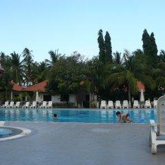Отель Hai Au Mui Ne Beach Resort & Spa Фантхьет бассейн фото 3