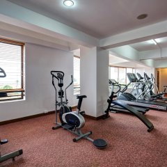 Отель Halong Pearl Халонг фитнесс-зал