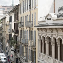 Отель Italianway - C.so Garibaldi балкон