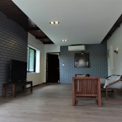 Отель Rublom & Chomview Huahin Pranburi удобства в номере