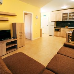Отель Green Life Beach Resort Sozopol комната для гостей