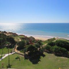 Отель Alfamar Beach & Sport Resort Португалия, Албуфейра - 1 отзыв об отеле, цены и фото номеров - забронировать отель Alfamar Beach & Sport Resort онлайн пляж