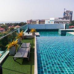 Отель Laguna Bay 1 Паттайя бассейн