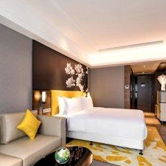 Отель The Mulian Urban Resort Hotels Nansha в номере фото 2