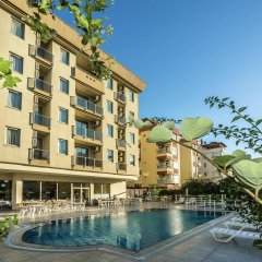 Santa Marina Hotel бассейн фото 2