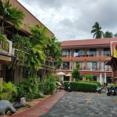 Отель Grand Thai House Resort парковка