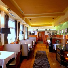 Отель Der Stasta питание фото 3