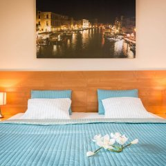 Отель LeoApart комната для гостей фото 2