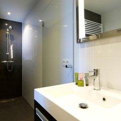 Отель Thon Residence Florence Aparthotel Бельгия, Брюссель - отзывы, цены и фото номеров - забронировать отель Thon Residence Florence Aparthotel онлайн ванная