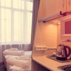 Ахаус-отель на Нахимовском проспекте Стандартный номер с двуспальной кроватью фото 10