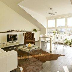 Апартаменты Rafael Kaiser Premium Apartments Вена интерьер отеля
