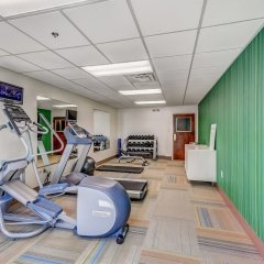 Holiday Inn Express Hotel & Suites Greenville Airport фитнесс-зал