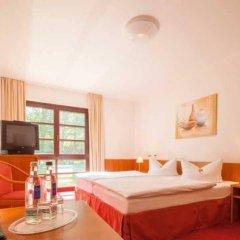 Отель Kim Im Park Дрезден комната для гостей фото 4
