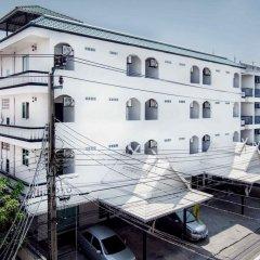 The Phoenix Hotel Bangkok балкон