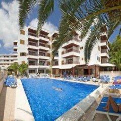 Отель Poseidon II бассейн фото 3