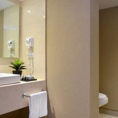 Hotel Posada Guadalajara ванная