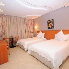 Отель Oum Palace Hotel & Spa Марокко, Касабланка - отзывы, цены и фото номеров - забронировать отель Oum Palace Hotel & Spa онлайн комната для гостей фото 3