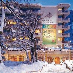 Отель Central Swiss Quality Sporthotel Швейцария, Давос - отзывы, цены и фото номеров - забронировать отель Central Swiss Quality Sporthotel онлайн