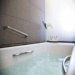 Отель Lotte City Hotel Mapo Южная Корея, Сеул - отзывы, цены и фото номеров - забронировать отель Lotte City Hotel Mapo онлайн ванная