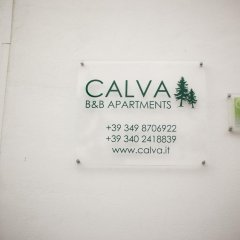Апартаменты Calva B&B Apartments Маллес-Веноста интерьер отеля