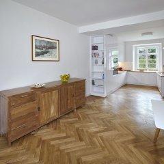 Отель DownTown Suites Mala Strana Чехия, Прага - отзывы, цены и фото номеров - забронировать отель DownTown Suites Mala Strana онлайн комната для гостей фото 3