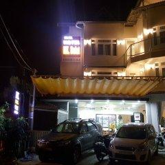NK Dalat Hotel Далат парковка
