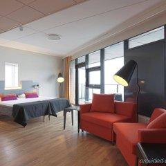 Отель Scandic Sydhavnen Дания, Копенгаген - отзывы, цены и фото номеров - забронировать отель Scandic Sydhavnen онлайн комната для гостей фото 2