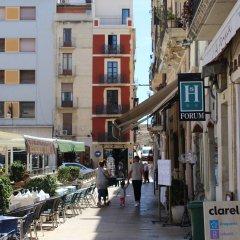 Гостевой Дом Forum Tarragona городской автобус