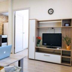 Апартаменты Apartment Volodarskogo 55 Ярославль комната для гостей фото 4
