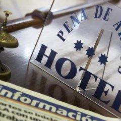 Hotel Peña de Arcos интерьер отеля фото 3