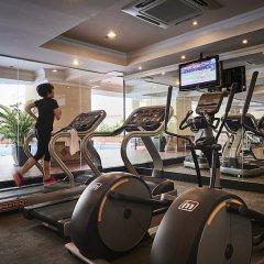 Sherwood Residence Hotel фитнесс-зал фото 3