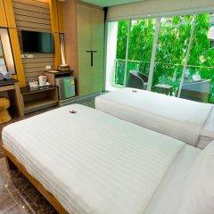 Anda Beachside Hotel комната для гостей
