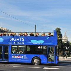 Отель Candia Hotel Греция, Афины - 3 отзыва об отеле, цены и фото номеров - забронировать отель Candia Hotel онлайн городской автобус